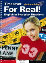 Timesaver for Real! English in Everyday Situations with Audio CD ISBN: 9781900702232