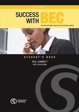 Success with BEC Higher Student's Book ISBN: 9781902741888