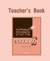 Enterprise 2 Elementary Grammar Teacher's Book ISBN: 9781903128763