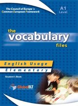 The Vocabulary Files A1 Student's Book ISBN: 9781904663379