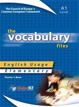 The Vocabulary Files A1 Teacher's Book (Student's Book with Overprinted Answers) ISBN: 9781904663386
