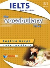 The Vocabulary Files B1 Student's Book (IELTS 4.0-5.0) ISBN: 9781904663416