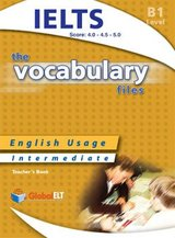 The Vocabulary Files B1 Teacher's Book (Student's Book with Overprinted Answers) (IELTS 4.0-5.0) ISBN: 9781904663423