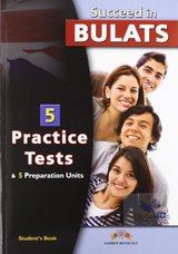 Succeed in BULATS 5 Practice Tests Self-Study Edition (Student's Book, Self Study Guide & MP3 Audio CD) ISBN: 9781904663805