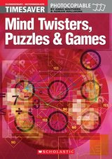 Timesaver Mind Twisters, Puzzles and Games ISBN: 9781904720003