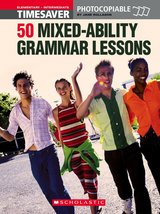 Timesaver 50 Mixed - Ability Grammar Lessons ISBN: 9781904720072