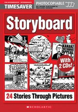 Timesaver Storyboard 24 Stories Through Pictures with Audio CD (Pre-Intermediate - Intermediate) ISBN: 9781904720270