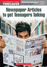 Timesaver Newspaper Articles to Get Teenagers Talking ISBN: 9781904720300