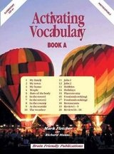 Activating Vocabulary Book A (Elementary) ISBN: 9781905231171