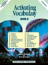 Activating Vocabulary Book B (Elementary / Lower Intermediate) ISBN: 9781905231188