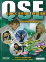 Quick Smart English QSE Pre-Intermediate Student's Book with Audio CDs (2) ISBN: 9781905248414