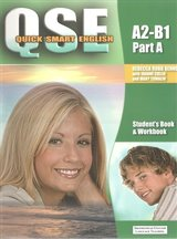 Quick Smart English QSE Pre-Intermediate Part A (Combo Split Edition: Student's Book A & Workbook A) ISBN: 9781905248643