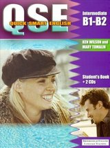 Quick Smart English QSE Intermediate Students Book with Audio CDs (2) ISBN: 9781905248711