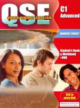 Quick Smart English QSE Advanced Student's Book with DVD ISBN: 9781905248759