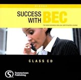 Success with BEC Higher Class Audio CD ISBN: 9781905992027