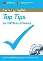 Top Tips for IELTS General Training with Interactive CD-ROM ISBN: 9781906438739