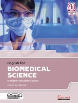 English for Biomedical Science in Higher Education Studies Course Book with Audio CDs (2) ISBN: 9781907575341