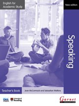 English for Academic Study (New Edition): Speaking Teacher's Book ISBN: 9781908614421