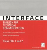 Interface - English for Technical Communication Audio CDs ISBN: 9781910431078