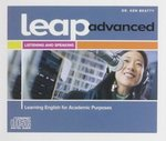 LEAP 4 Advanced - Learning English for Academic Purposes Listening & Speaking Audio CDs ISBN: 9782761352642