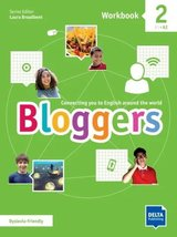 Bloggers 2 Workbook ISBN: 9783125012059