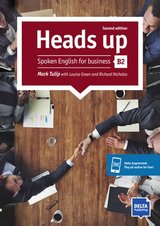 Heads Up Spoken English for Business (New Edition) B2 Coursebook with Audio ISBN: 9783125013179