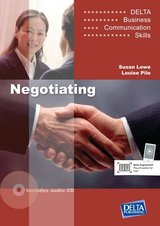 Delta Business Communication Skills: Negotiating with Audio CD ISBN: 9783125013247