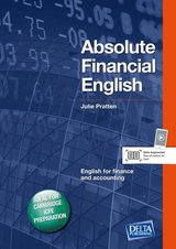 Absolute Financial English with Audio CD ISBN: 9783125013285