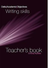 Delta Academic Objectives - Writing Skills Teacher's Book ISBN: 9783125013414