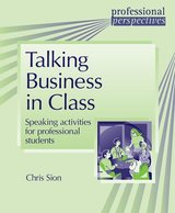 Talking Business in Class ISBN: 9783125016071