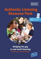 Authentic Listening Resource Pack - Bridging the Gap to Real-World Listening with Audio CDs (3) ISBN: 9783125017306