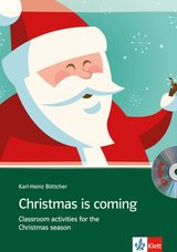 Christmas is Coming Book with Audio CD ISBN: 9783125066892