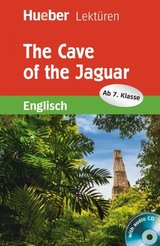 HL3 The Cave of the Jaguar with Audio CD ISBN: 9783190029976