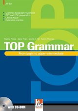 Top Grammar Student's Book with Answer Key & CD-ROM ISBN: 9783852722252