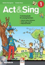 Act & Sing 1 with Audio CD ISBN: 9783852722283