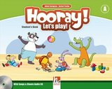 Hooray! Let's Play! A Cartoon DVD (British/American English) ISBN: 9783852724522