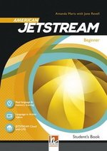 American Jetstream Beginner Combo Full Version (Student's Book with Workbook, Workbook Audio CD & e-zone) ISBN: 9783990454251