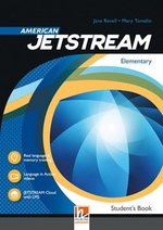 American Jetstream Elementary Combo Full Version (Student's Book with Workbook, Workbook Audio CD & e-zone) ISBN: 9783990454305