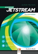 American Jetstream Pre-Intermediate Combo Full Version (Student's Book with Workbook, Workbook Audio CD & e-zone) ISBN: 9783990454350