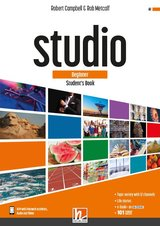 Studio (Combo - Split Edition) Beginner A Student's Book / Workbook with e-Zone ISBN: 9783990459508