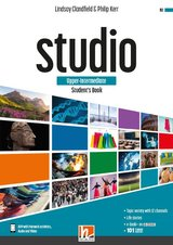 Studio (Combo - Split Edition) Upper Intermediate A Student's Book / Workbook with e-Zone ISBN: 9783990459584