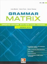 Grammar Matrix (New Edition) with e-Zone ISBN: 9783990890066
