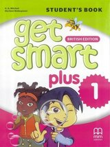 Get Smart Plus 1 Student's Book ISBN: 9786180521498