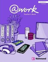 @work Intermediate Teacher's Book ISBN: 9788466814089