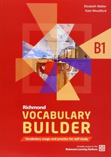 Richmond Vocabulary Builder B1 Student's Book without Answers with Internet Access Code ISBN: 9788466815260