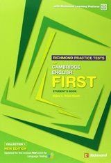 Richmond Practice Tests for Cambridge English: First (FCE) Student's Book without Answers ISBN: 9788466817479