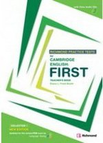 Richmond Practice Tests for Cambridge English: First (FCE) Teacher's Book with Audio CDs ISBN: 9788466817486