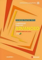 Richmond Practice Tests for Cambridge English: Advanced (CAE) Student's Book with Answers ISBN: 9788466820714