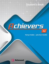 Achievers A2 Student's Book ISBN: 9788466829069