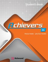 Achievers B1 Student's Book ISBN: 9788466829229